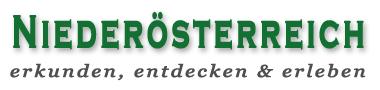 Niederösterreich, erlebe dein Bundesland